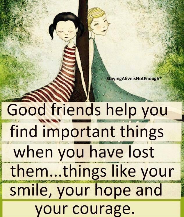 goodfriendsquote